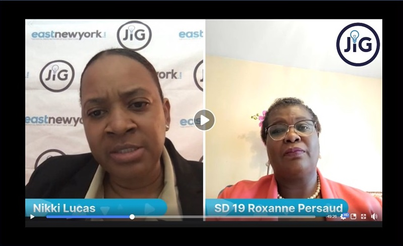 VIDEO: NY State Senator Persaud Talks About Tablets for Seniors, Importance of 2020 Census, Marijuana Legislation, COVID 19, Funding for Non Profits and more