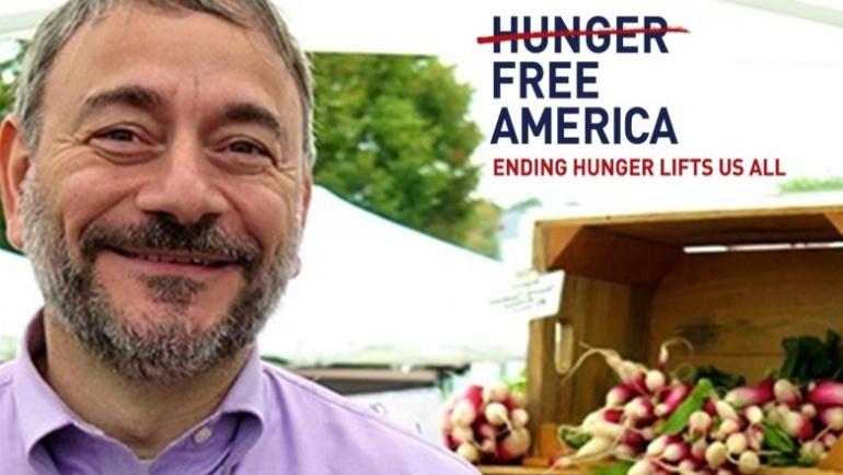 Join Hunger Free America CEO Joel Berg Live on VOICES of East New York With Nikki Lucas Discussing Programs To Fight Hunger in NYC Sunday Oct 25
